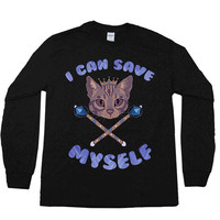 I Can Save Myself - Unisex Long Sleeve
