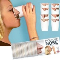 PICK YOUR NOSE Party Cups - Set of 24: Toys & Games