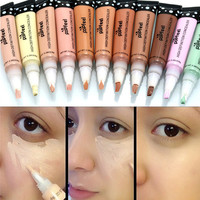 Pro Concealer Sticker 11color Facial Corretivo Base Dermacol Contour Cream Camouflage Bronzer Concealer Stick Highlighter Makeup