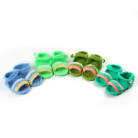 Shoes Handcrafts Baby Soft Socks [4919370692]