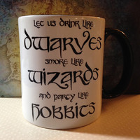 Party like hobbits Coffee Mug
