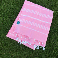 Picnic Size Cotton Towel
