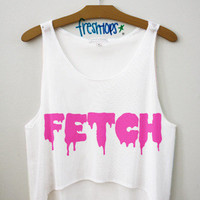 fetch crop top | fresh-tops.com
