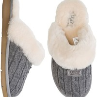 UGG COZY KNIT SLIPPER | Swell.com