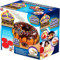 As Seen on TV Big Top Donut - $19.88