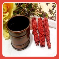 Dragon's Blood Smudge Set