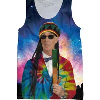 Bill Nye the Ganja Guy Tank Top