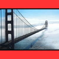 Golden Gate Bridge - San Francisco, CA | Printable Travel Poster | 36x24 | 300DPI | Printable Wall Art Decor | Instant Download!