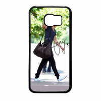One Direction Harry Styles Hello Samsung Galaxy S6 Case