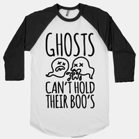 Ghosts Can't Hold Their Boos