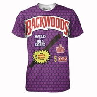 Honey Berry Backwoods Tee