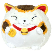 BIG ASS LUCKY CAT PLUSH