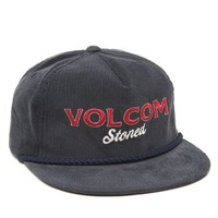 Volcom Toasted Snapback Hat - Mens Backpack - Blue - One