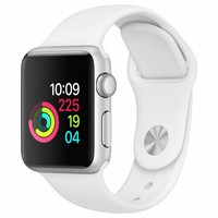 Brand New Apple Watch Series 1 Aluminum Case with Sport Band 38mm Apple Warranty