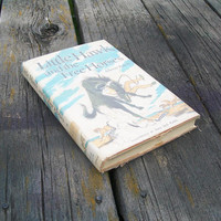 Vintage Book Little Hawk and the Free Horses by Glenn Balch 1957