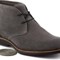 Sperry Top-Sider Gold Cup Bellingham ASV Chukka Boot GraySuede, Size 12M  Men's