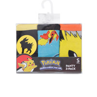 Pokemon Eevee Evolutions Panty Set