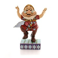 Jim Shore DANCING DOC Polyresin Snow White Seven Dwarf 4049628