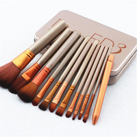 SIMPLE - Professional 12pcs Cosmetic Makeup Brushes Set a12706