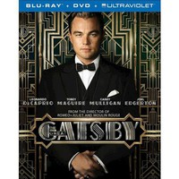 The Great Gatsby (2 Discs) (Includes Digital Copy) (UltraViolet) (Blu-ray/DVD) (W) (Widescreen)