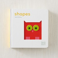 Shapes TouchThinkLearn in All Children's Books | The Land of Nod