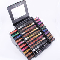 Professional Beauty Hot Deal Stylish On Sale Hot Sale Make-up Eye Shadow 30-color Matt Blush Foundation Contour Make-up Palette Gift