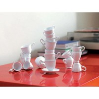 Tea Cups Stacking Game