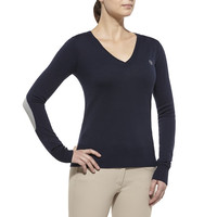 Ariat Womens Ramiro Sweater - Navy