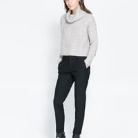 COOL WOOL TROUSERS