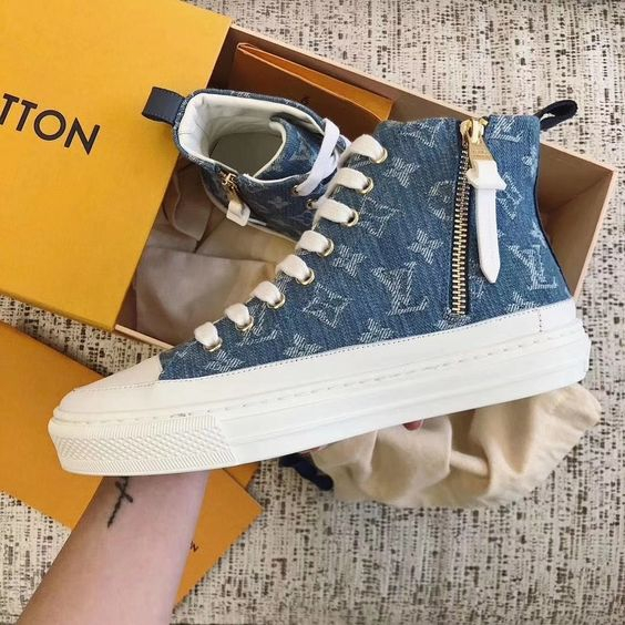 Image of Louis Vuitton LV STELLAR Sports boots