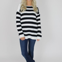 Marcus Striped Sweater