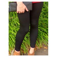 Sassy Fleece Leggings
