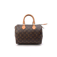 LV Women Shopping Leather Tote Handbag Shoulde Women's Authentic Louis Vuitton Speedy