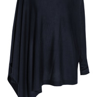Donna Karan New York - Asymmetric cashmere sweater