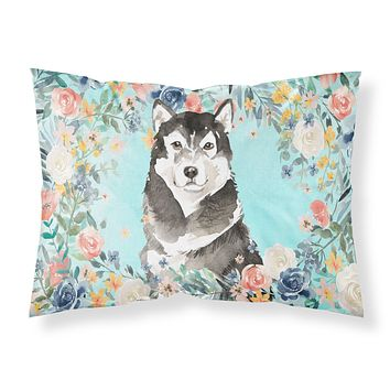 Alaskan Malamute Fabric Standard Pillowcase CK3419PILLOWCASE