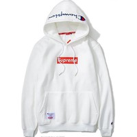 Latest designer kanye Men's Hoodie Fashion Brand Spring Clothes Hoodie Hip-Hop Men's Suprems Hooded Element High Quality OFF WHITE Hoodie