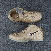 Air Foamposite Pro Basketball Shoe Size 40 47