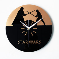Starwars Creative Clock [4919920388]