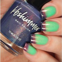 KBShimmer - Best Buds  (Discontinued by WUN) Nail Polish (Thermal)