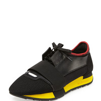 Trainer Sneaker, Rouge - Balenciaga - Rouge