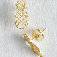 Fruits Tropical Flair Earrings by ModCloth