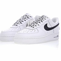 "NBA x Nike Air Force 1 AF1 ""NBA White&Black""823511-405"