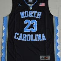 NIKE North Carolina Tar Heels Michael Jordan 23 College Jersey