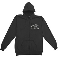 Bring Me The Horizon Men's  Sickle Zippered Hooded Sweatshirt Black