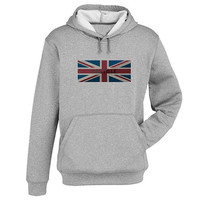bastille flag Hoodie Sweatshirt Sweater Shirt Gray and beauty variant color for Unisex size