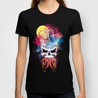A Pirate's Life T-shirt by PositIva