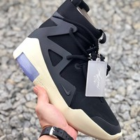 Nike Air Fear of God 1 SA Black Men Sneaker - Best Deal Online