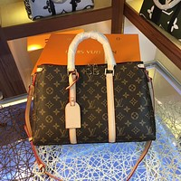 new lv louis vuitton womens leather shoulder bag lv tote lv handbag lv shopping bag lv messenger bags 213