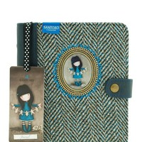 Gorjuss Cameo Journal - I Found My Family in a Book from Santoro