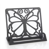 The Pioneer Woman Timeless Beauty Cast Iron Cookbook Holder, Black - Walmart.com